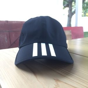 3 Stripe Relaxed Adidas Hat